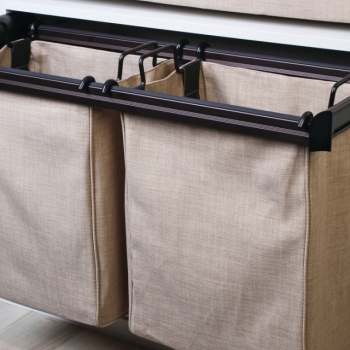 Engage Pull-out Baskets Natural