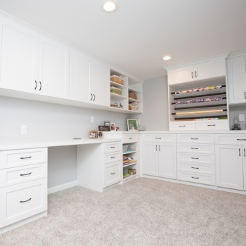 Craft & Hobby Rooms