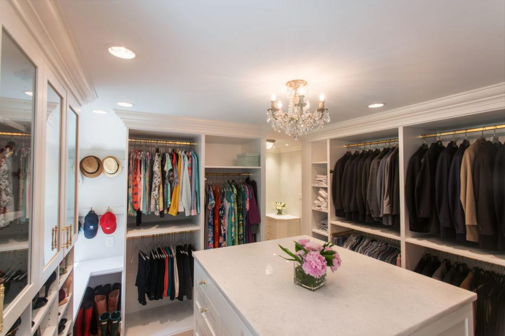 Diplomat Closet Design