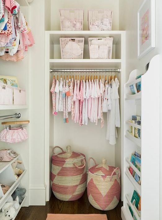 How To Organize A Baby