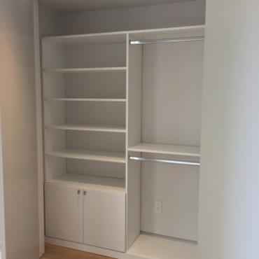 closet for child's room