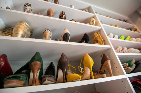 shoe storage in home