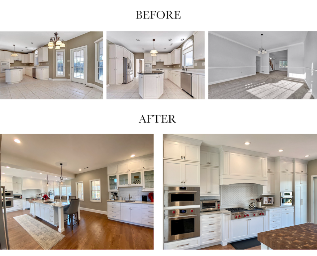 Thinking About a Kitchen Makeover in 2021? Check Out These 'Before and After' Builds