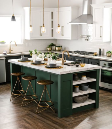 best kitchen island design ideas