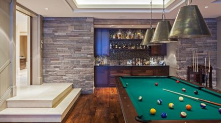 converted-garage-game-room