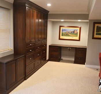 Home Office Closet Systems Diplomat Closet Design