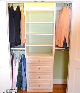 reach in closet design. Walk In Closets, Custom Master Bedroom Closet, Closet Design, Systems Reach Design